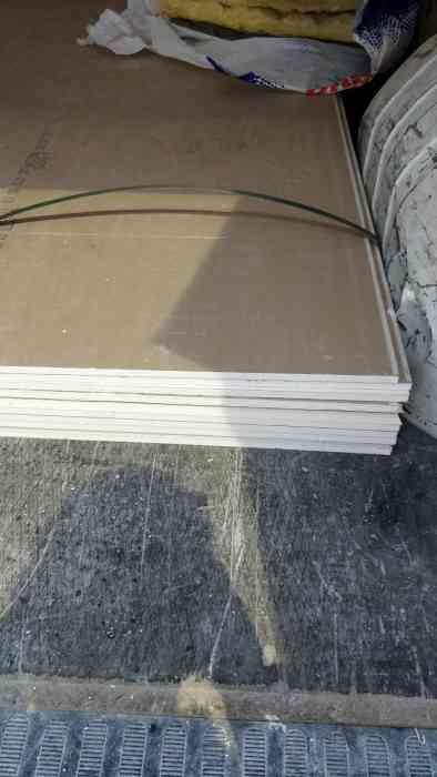 Panneaux BF13 revêtu PVC twist grès