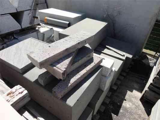 Blocs en lave 100x50x30 cm