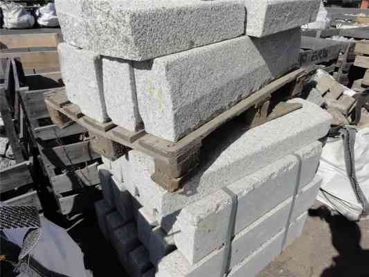 Bordures granit gris T2